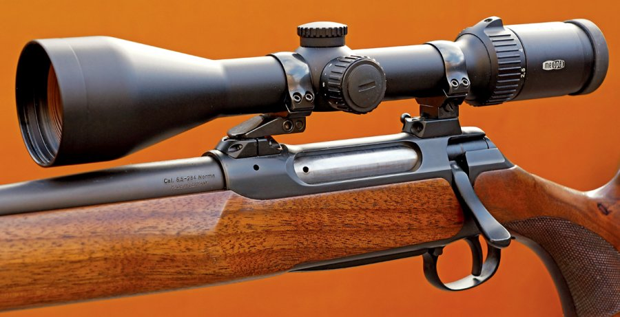 "Meopta MeoStar R2 scope line awarded with the ""Connaissance de la Chasse"" prize"