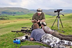 Introduction to long-range shooting