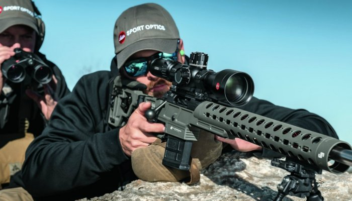optics: New Leica products for 2020: PRS 5-30x56i riflescope and Rangemaster CRF 3500.COM rangefinder