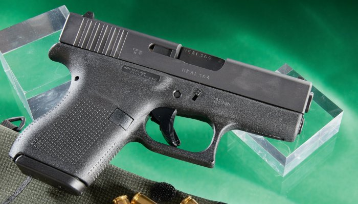 glock:      Test: G43, the 9mm subcompact by GLOCK