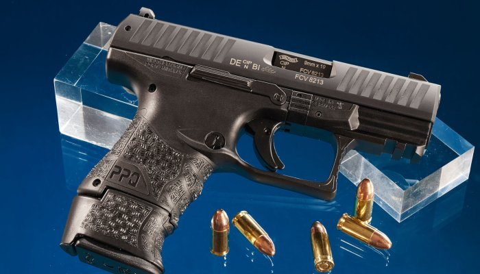 walther: Test: Walther PPQ M2 (SC) subcompact 9mm pistol