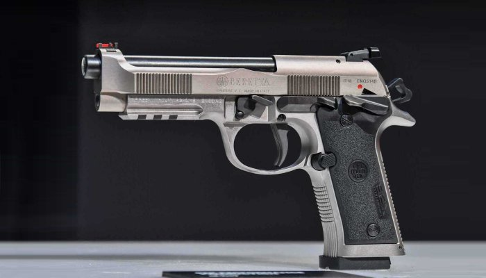 beretta: Beretta 92X Performance, made for competition