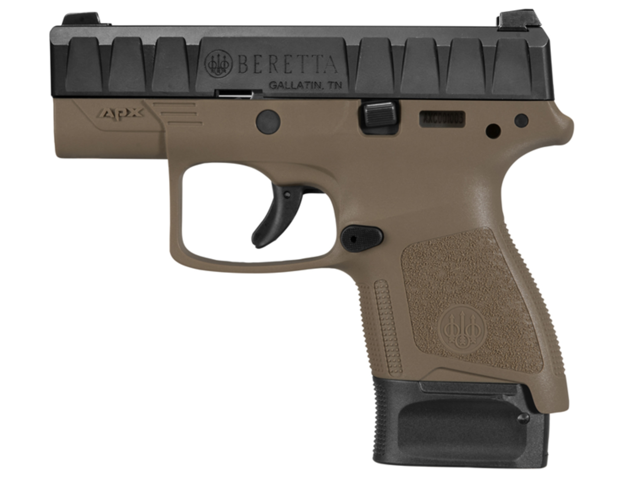 beretta: Beretta APX Carry, the new subcompact option