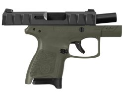 Beretta APX Carry with Olive Drab Green frame
