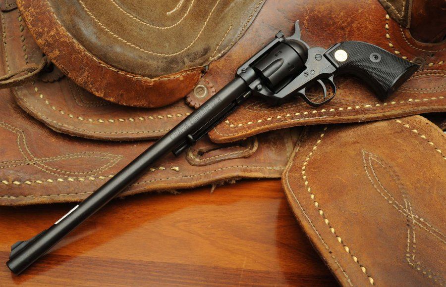 Revolver Chiappa SAA Buntline in .22 Long Rifle