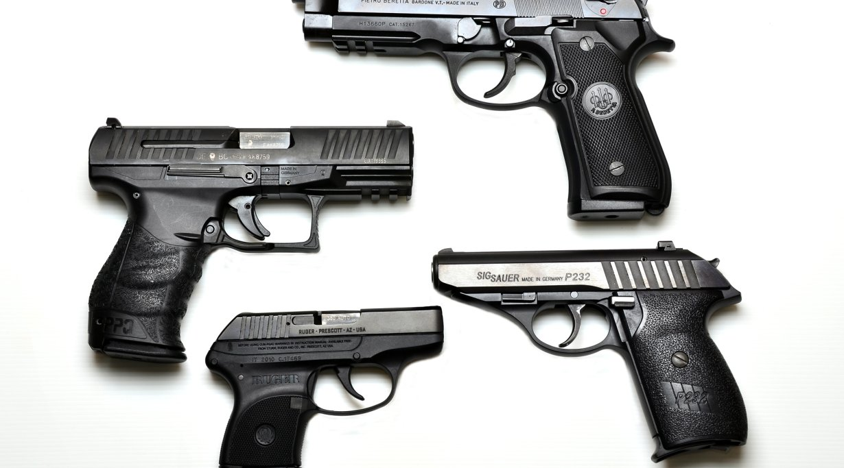 Choose your defensive pistol... wisely!
