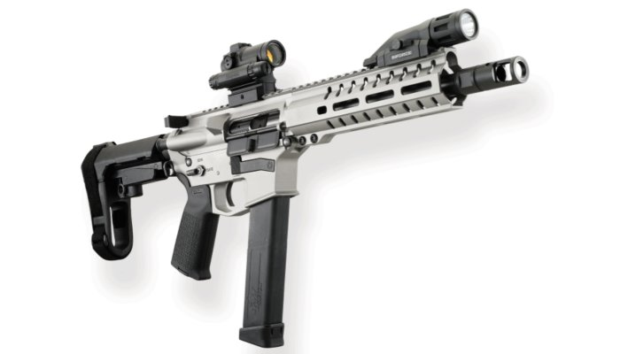 "ar-15: CMMG 10mm Banshee, to tame the ""Big Ten"""