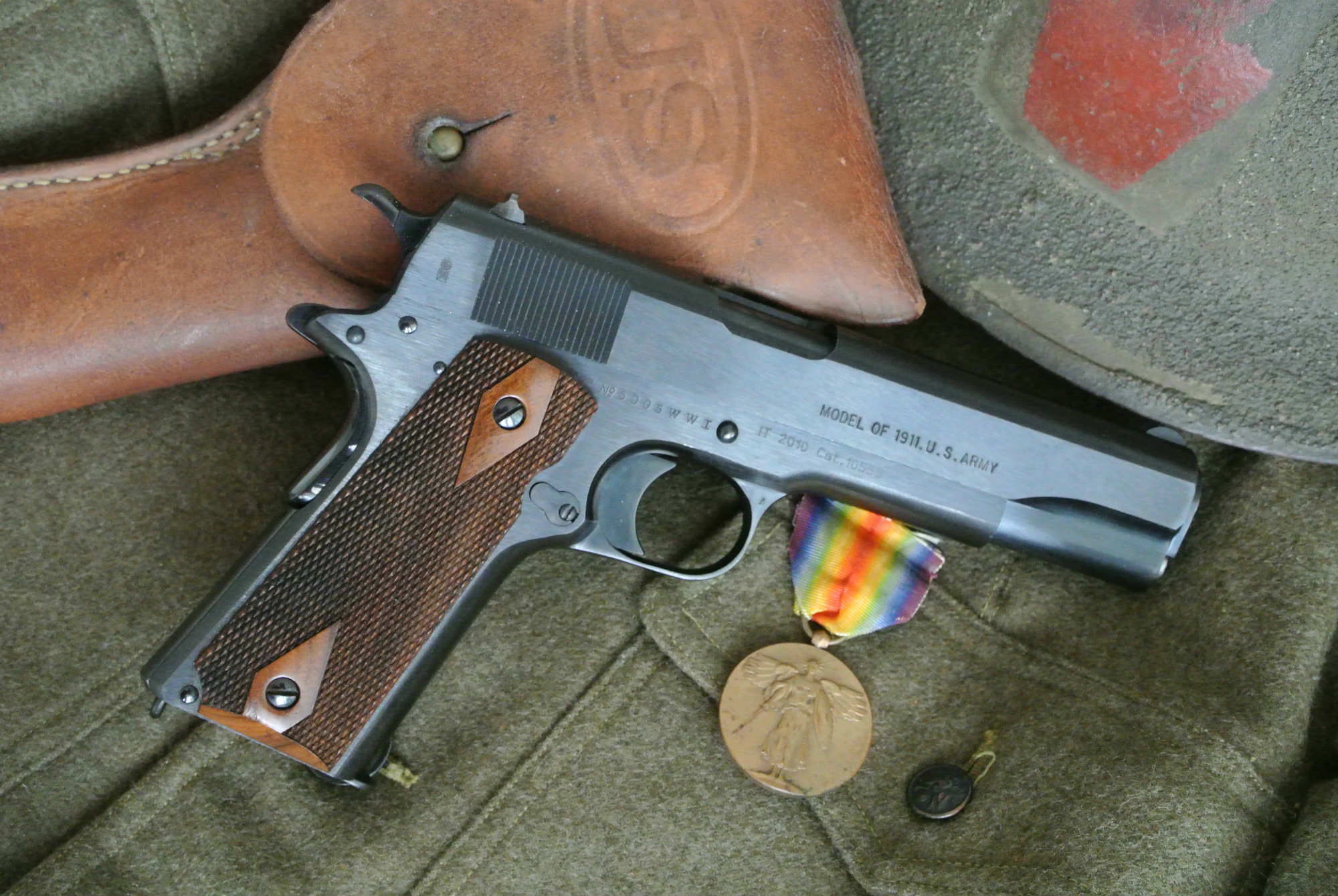 a �new� ww1 colt 1911 all4shooters