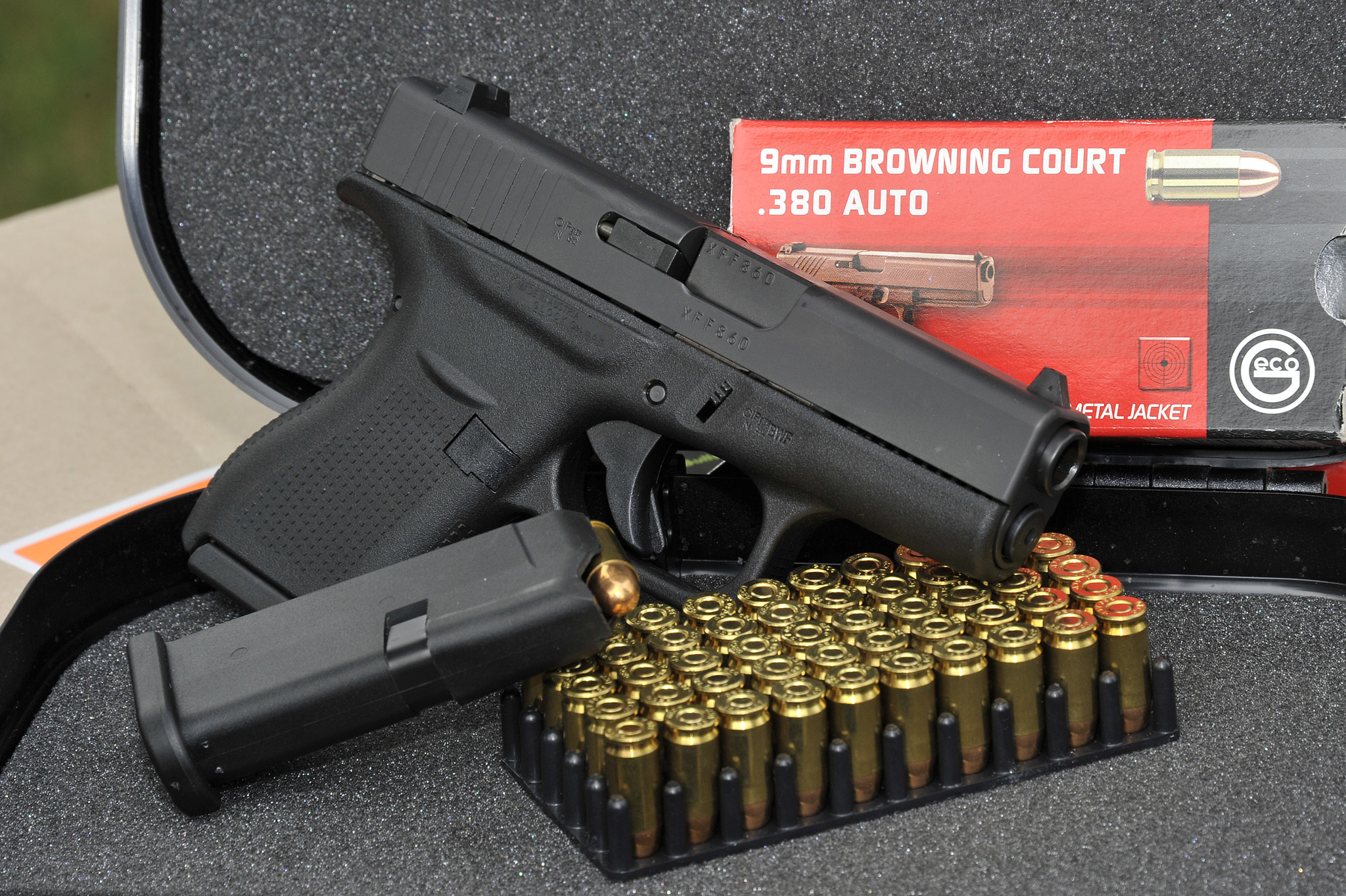 glock g42 semiauto subcompact in 380 auto all4shooters. Black Bedroom Furniture Sets. Home Design Ideas