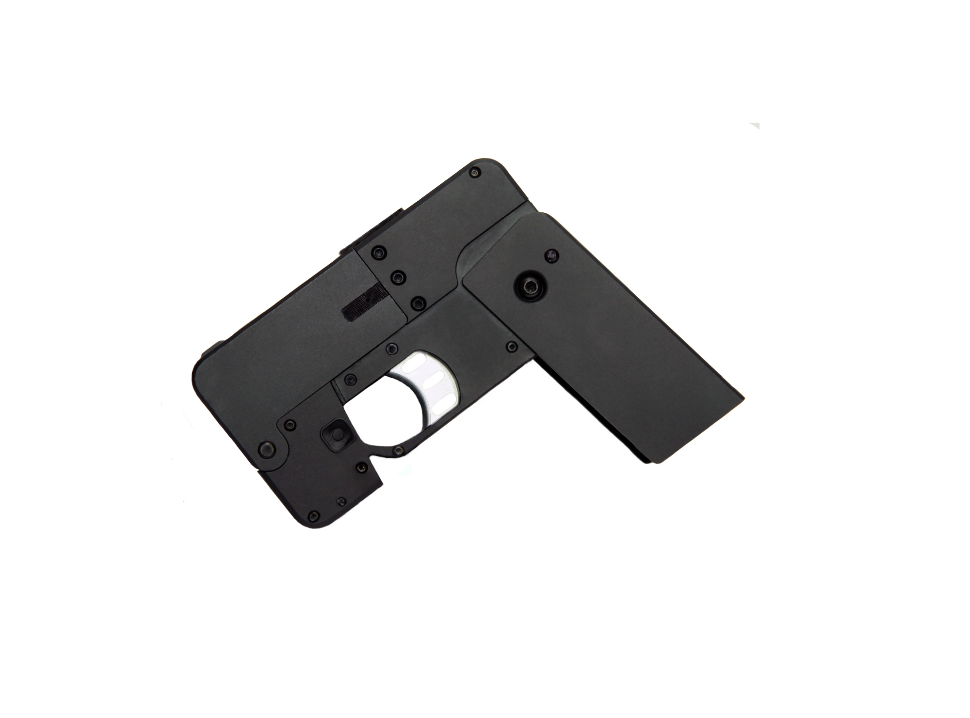 Ideal Conceal's Pistol looks like a cellphone when folded.
