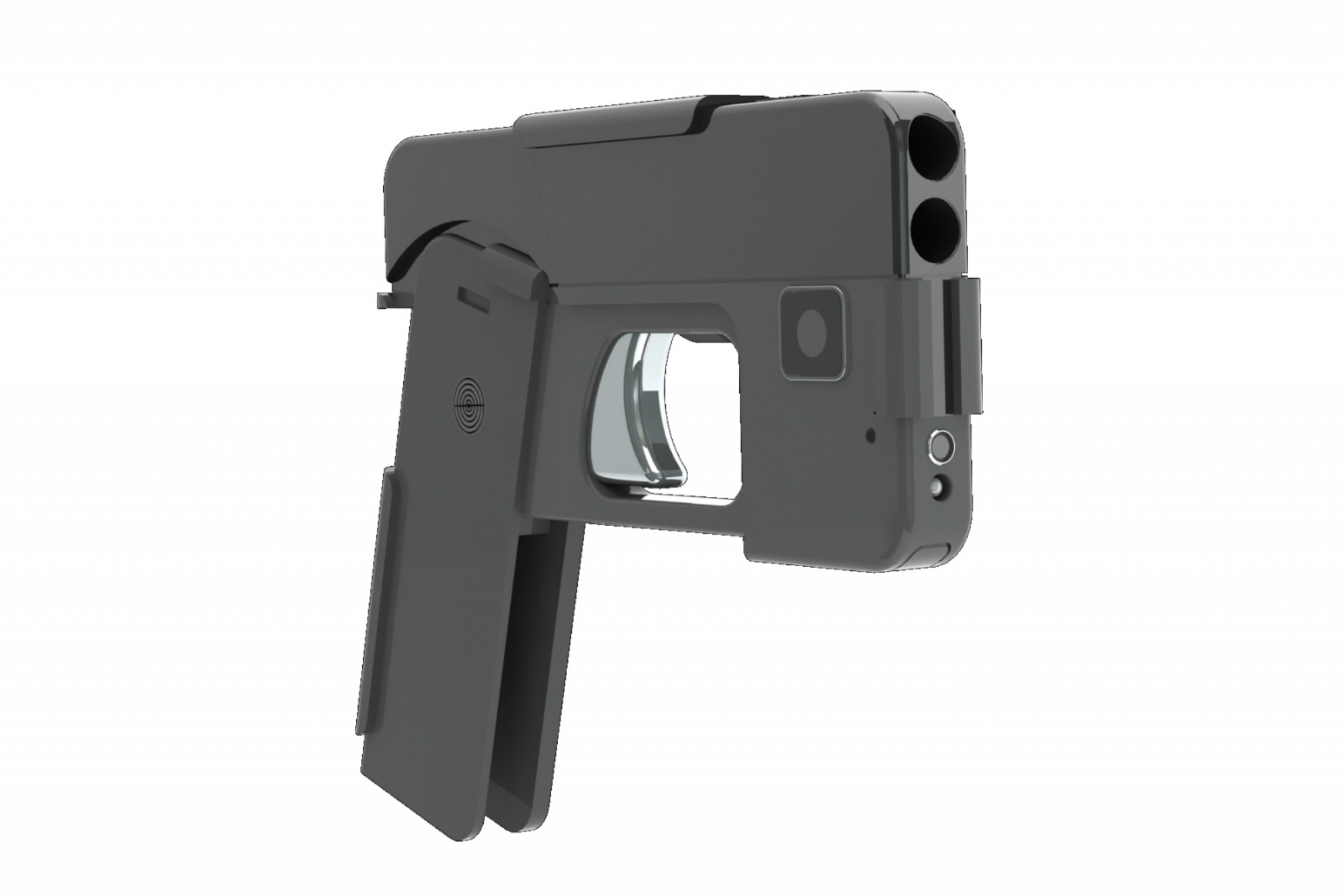 "Ideal Conceal pistol: the ""cellphone pistol"" chambered in .380"