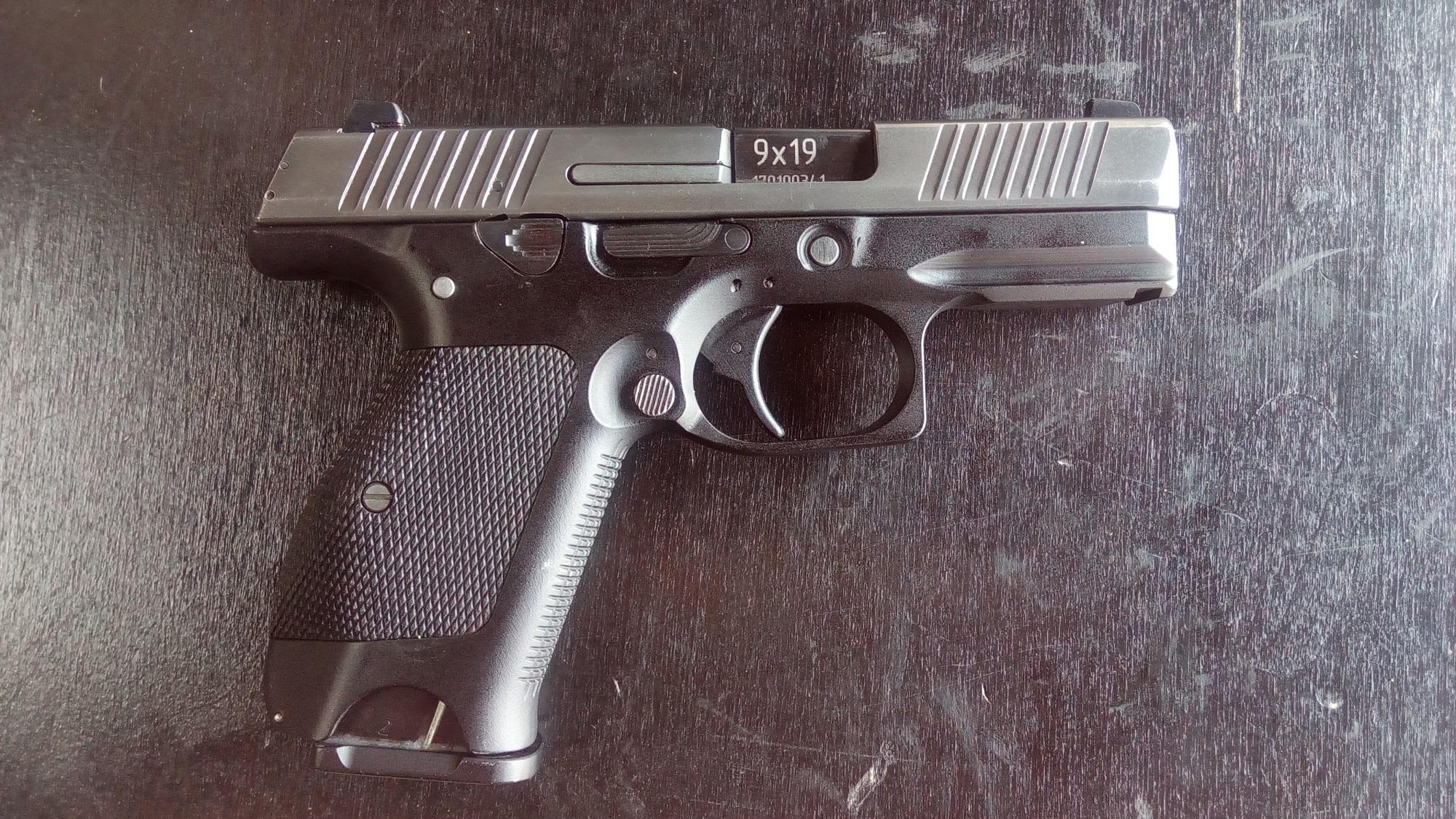 Kalashnikov Concern unveils new versions of the Lebedev PL ...
