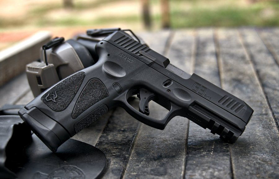 The new 9mm Taurus G3 is a full-size pistol
