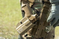 The US Marine Corps will replace the M9s with the new XM17/18 pistols