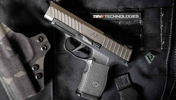 pistols: Small but poweful for concealed carry: The New Z365 XL Octane carry pistol – Upgrading the SIG P365 XL in 9mm