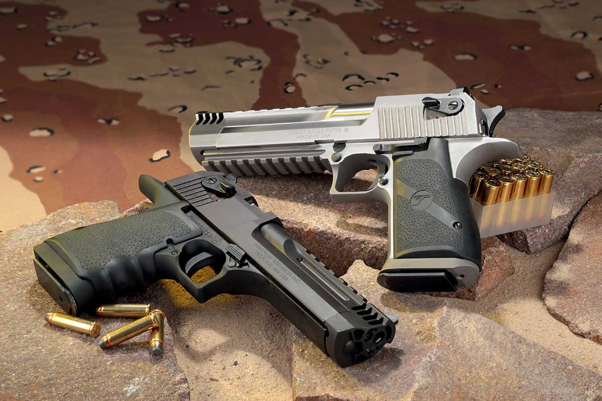 magnum-research: Review & engineering: Desert Eagle XIX IMB in .357 Magnum and .44 Magnum