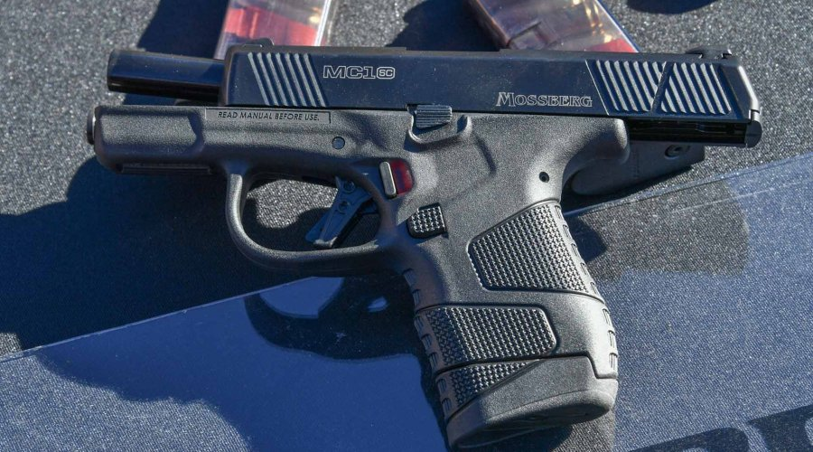 The MOssberg MC1sc uses Clear-Count magazines