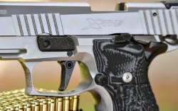 SIG Sauer P226 X-Five Performance competition pistol