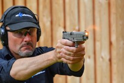 Shooting test of the SIG Sauer P226 X-Five Performance