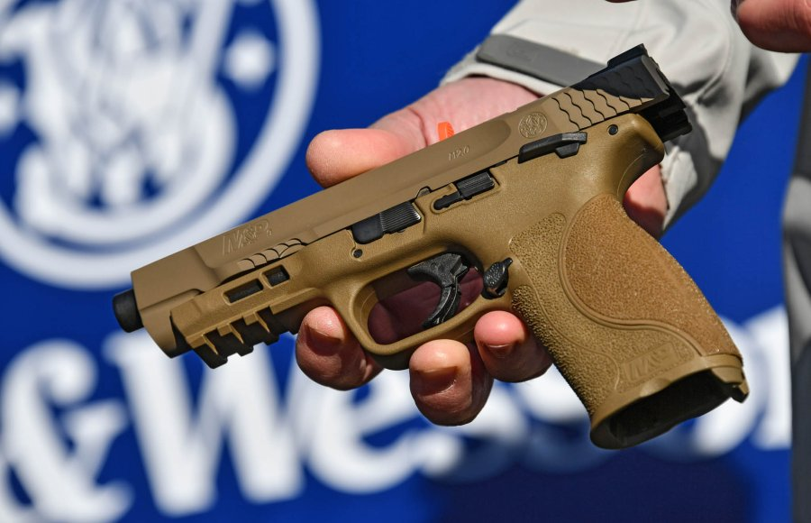Smith & Wesson Military & Police M2.0 pistol