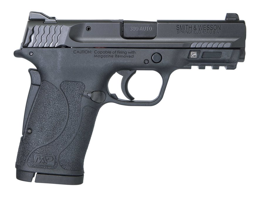 Smith & Wesson M&P380 Shield EZ pistol, right view