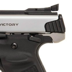 Target grip of the new SW22 Victory Target Model pistol