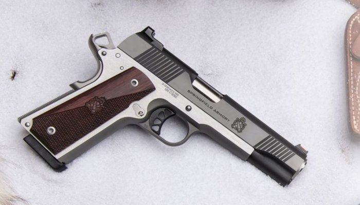 springfield-armory: Springfield Armory Ronin pistol now also available in 10mm caliber
