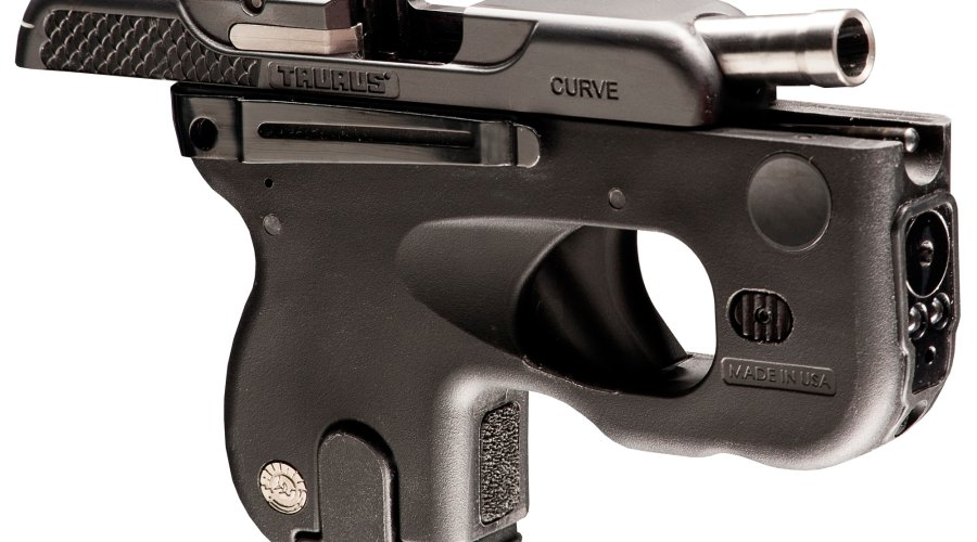 Taurus 180 Curve .380 Acp semi-automatic concealed carry pistol