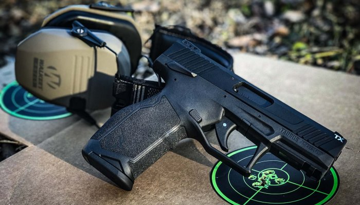 "taurus-firearms: Taurus TX22, ""Guns & Ammo"" Handgun of the Year"