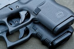 Glock G43 in 9mm Luger