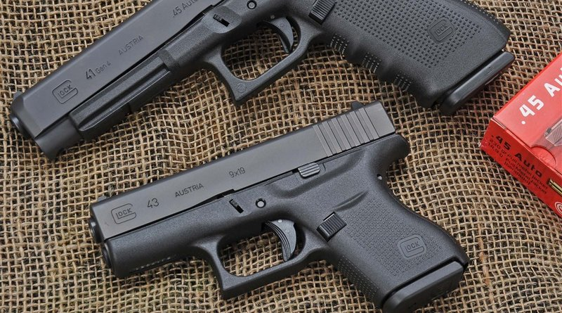 Glock G43 in 9 mm