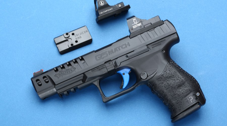 Carl Walther Q5 Match