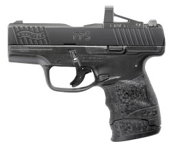 Left side of the Walther PPS M2 RMSc pistol