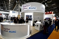 RUAG Ammotec Stand at the MILIPOL 2019