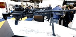 SIG Sauer LM at the MILIPOL 2019