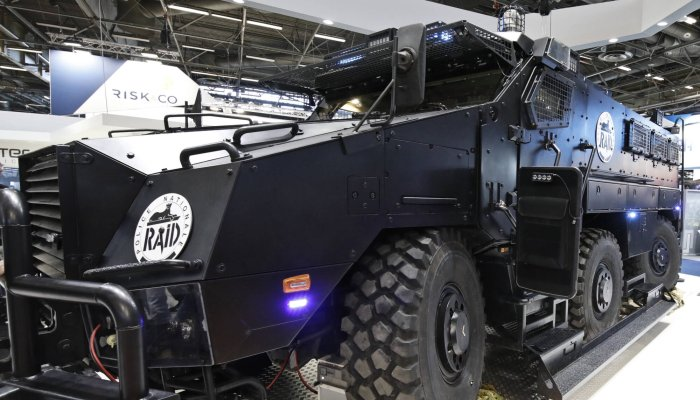 21st MILIPOL: new products on display at the 2019 security trade fair in Paris
