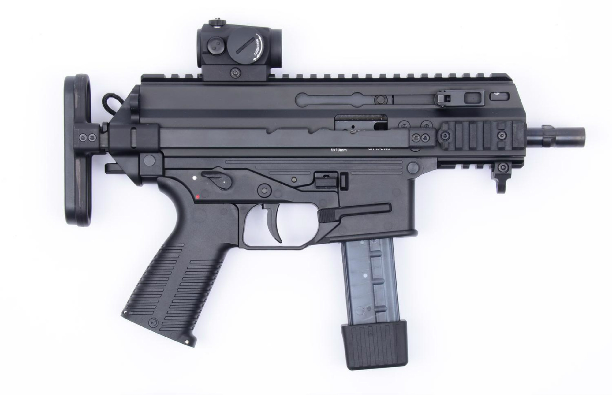 pro-zone: B&T USA selected for the US Army Sub Compact Weapon (SCW) program
