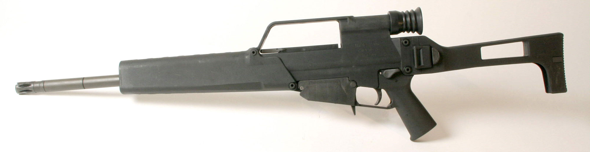 Heckler & Koch 50 prototype