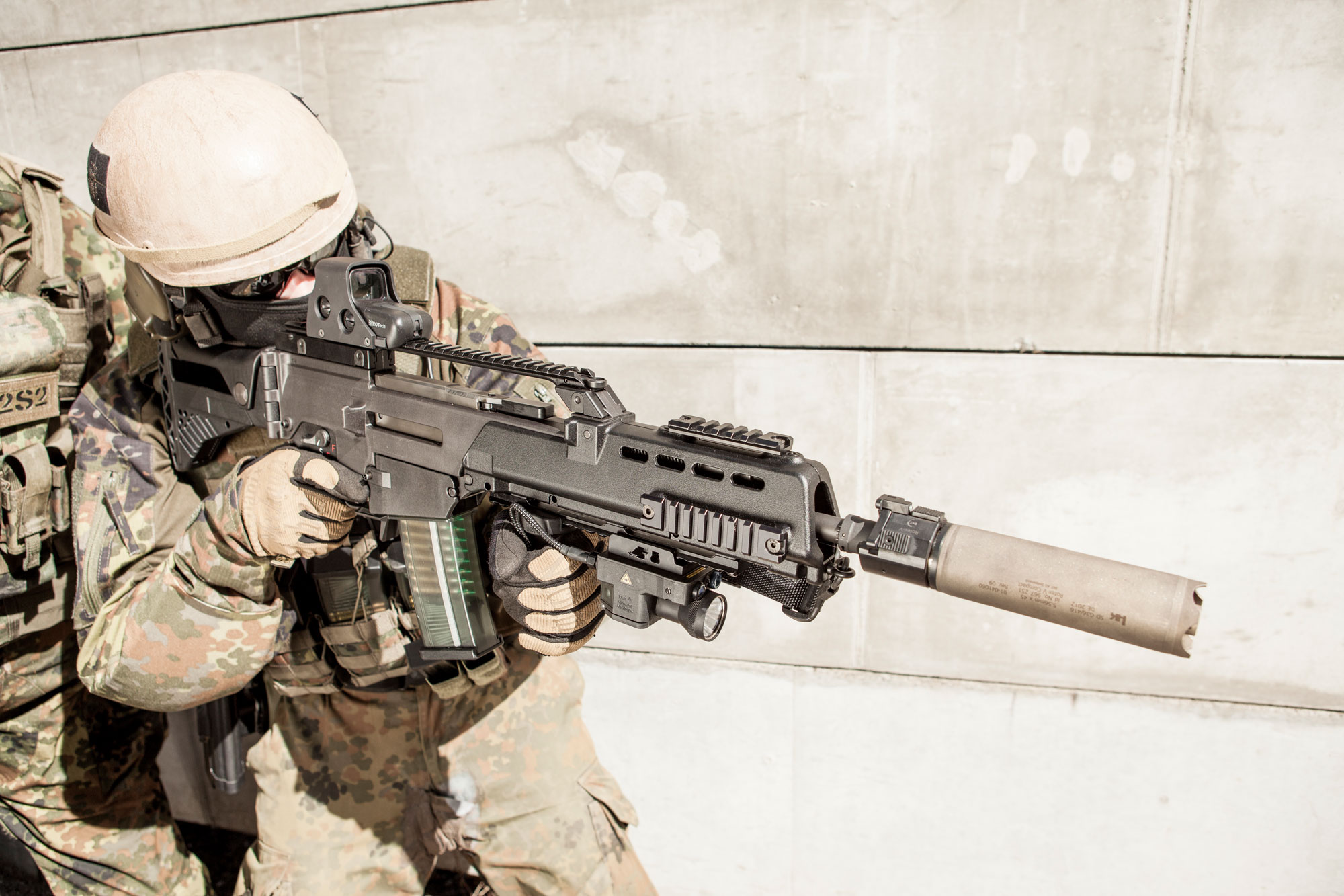 Heckler & Koch G36 assault rifle