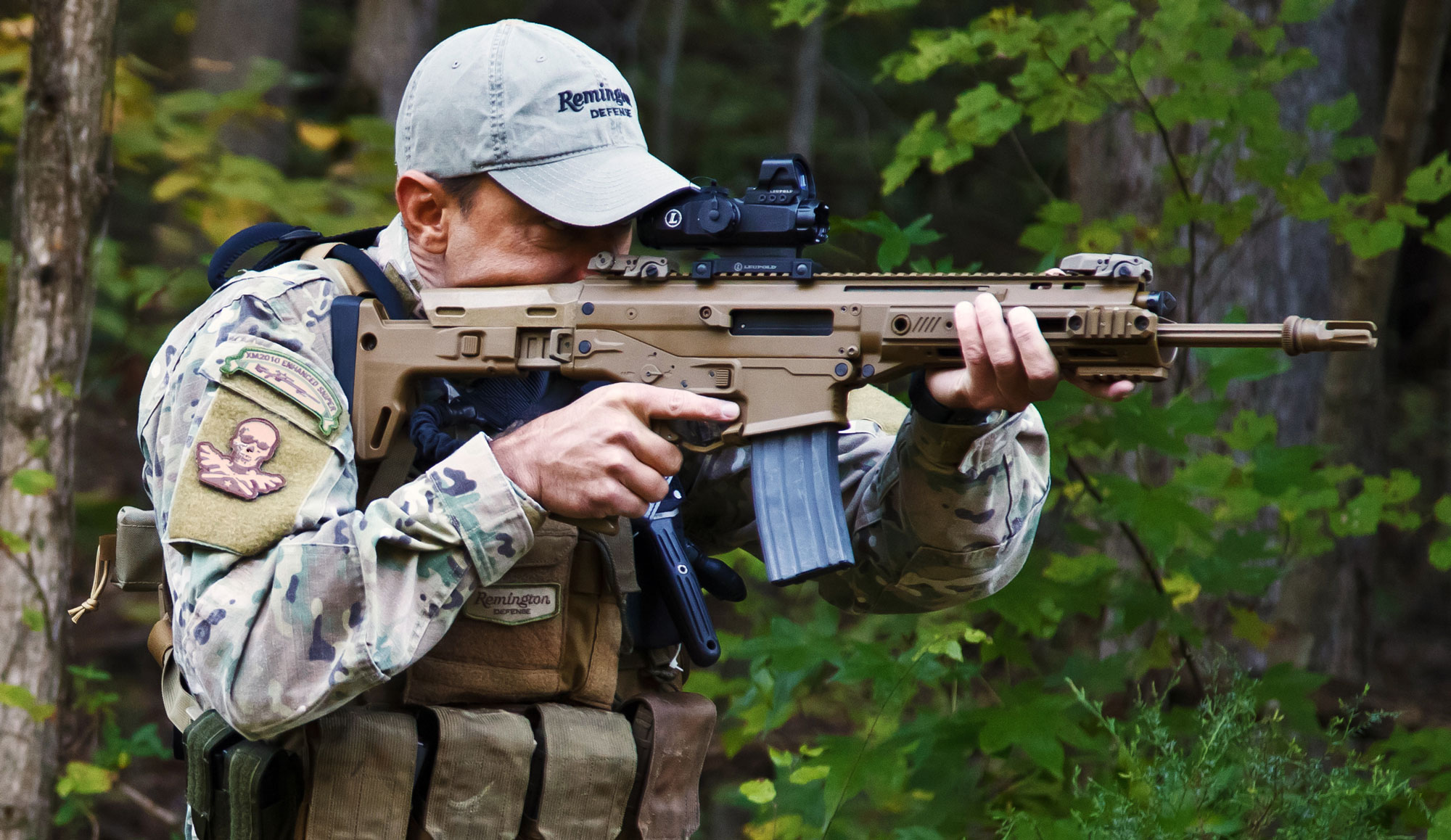 "Remington Denfense ""Adaptive Combat Rifle"""