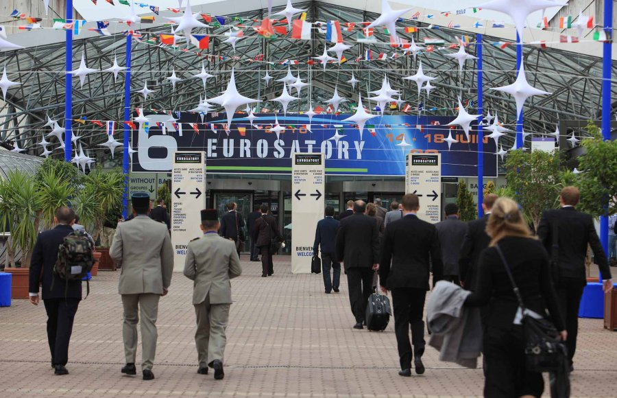 The 2016 edition of the EUROSATORY expo will be held in Paris nord-Villepinte in June, 13th thru 17th