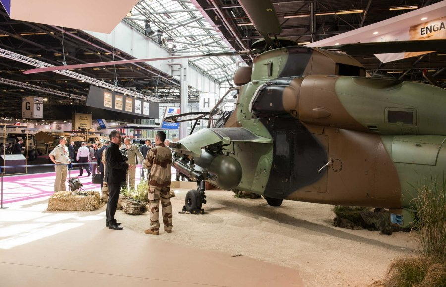 Eurosatory 2018, the international Defence and Security exhibition