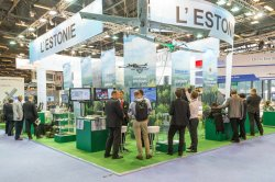 The Eurosatory is held in the Parc des expositions Paris Nord Villepinte