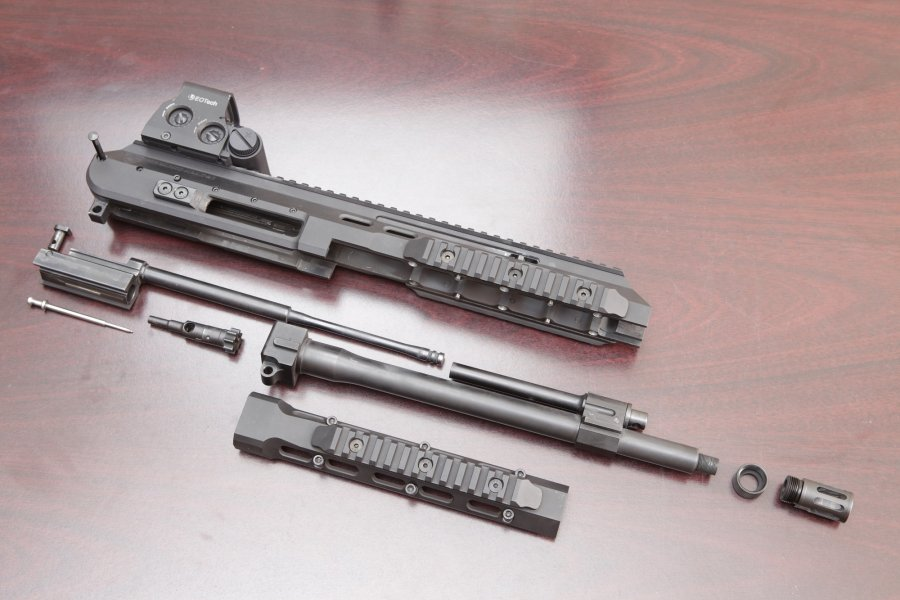 all4shooters.com tests the Faxon  Firearms ARAK-21 upper receiver