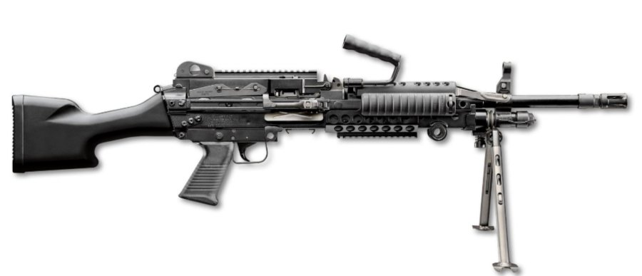 FN MK 48 Mod 1 in 7.62×51mm