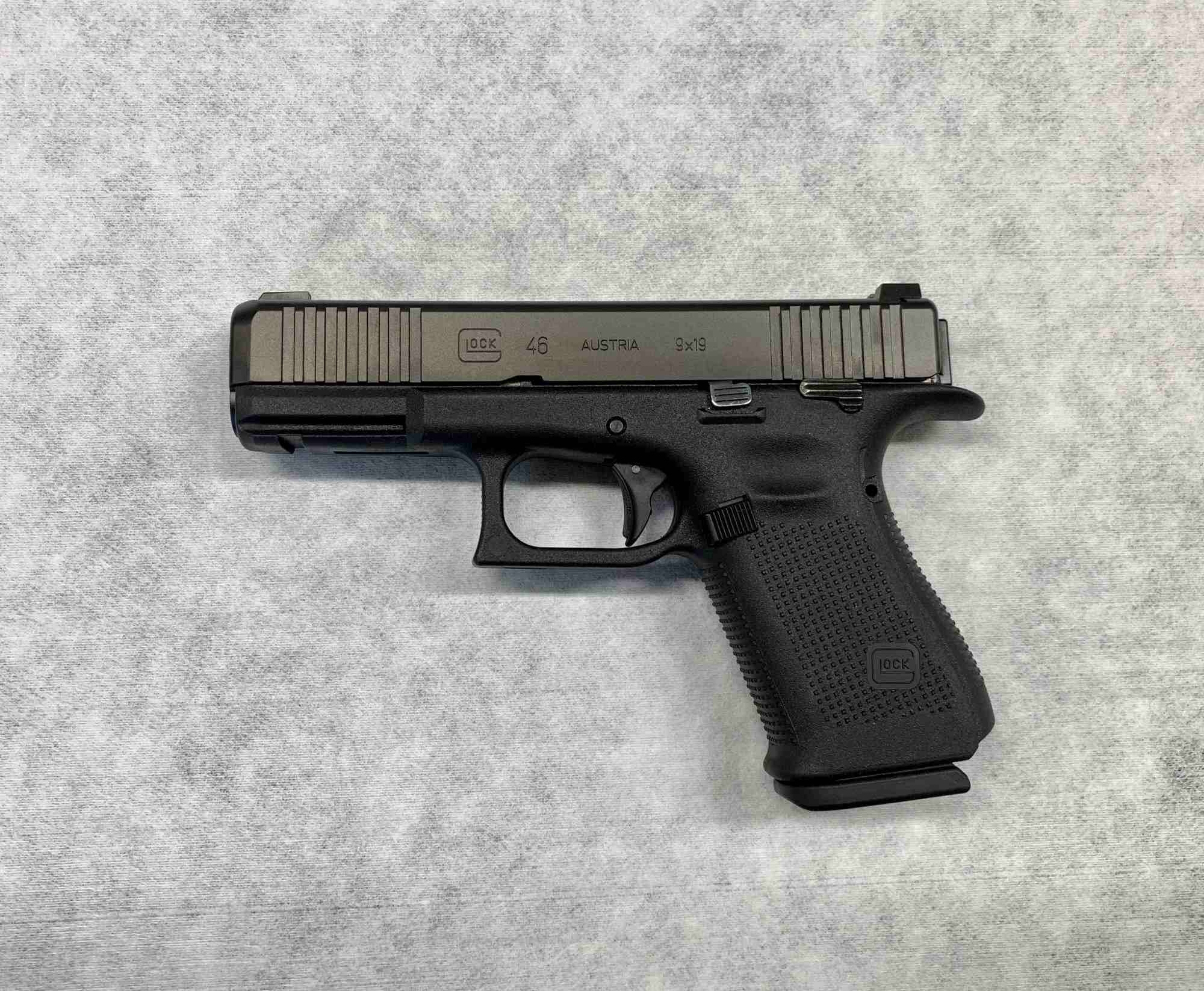 glock: GLOCK G46 will be the new service pistol for the German State police of Saxonia-Anhalt