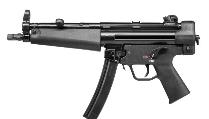 "heckler-koch: Heckler & Koch SP5, the wait for a ""civilian MP5"" is finally over!"