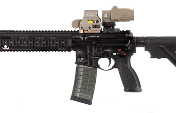 Heckler & Koch G38: a new assault carbine for the Bundeswehr!