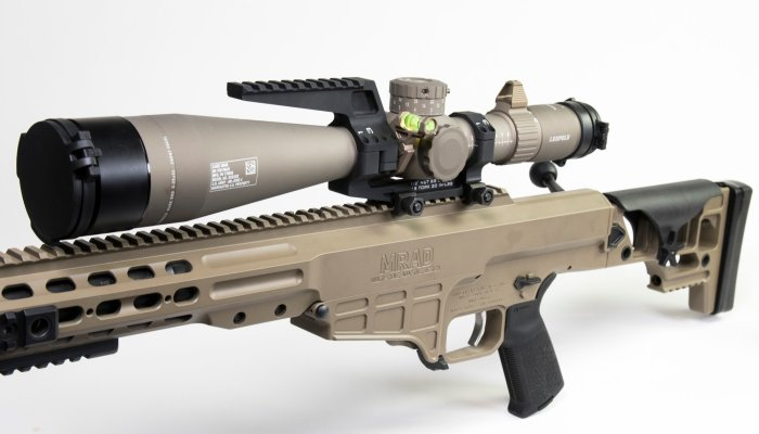 leupold: Leupold Mark 5HD – New Precision Sniper Rifle (PSR) scope of the US Army