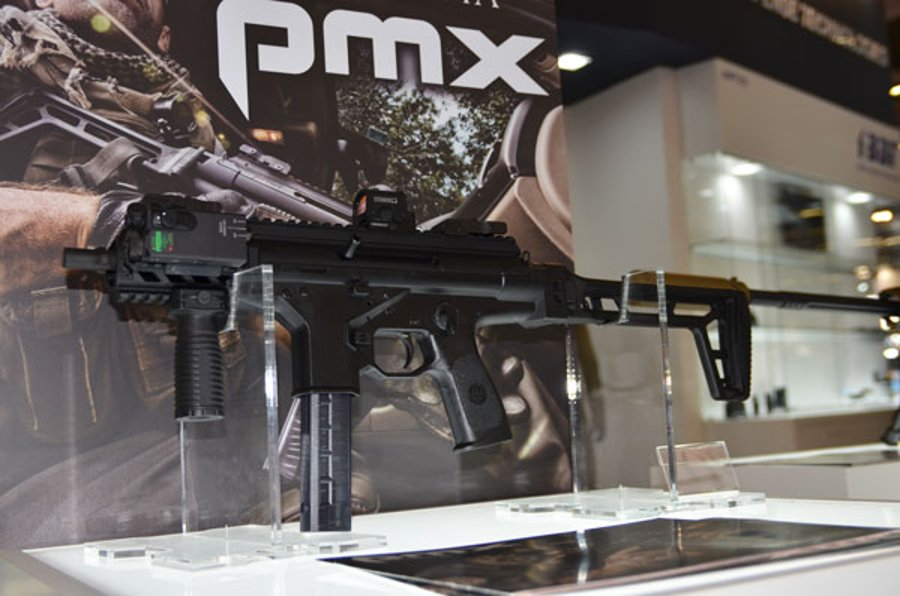 Beretta PMX assault rifle